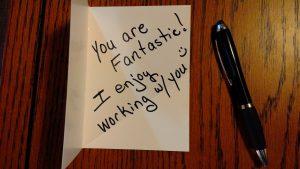 Card-You are fantastic